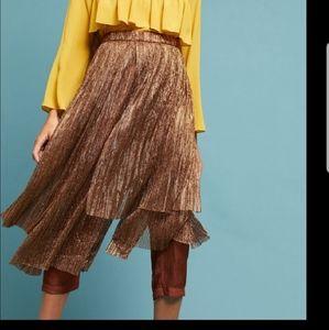 Anthropologie Maeve Skirt /Pant